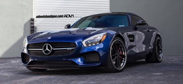 Showcase cover image for AMG GTS