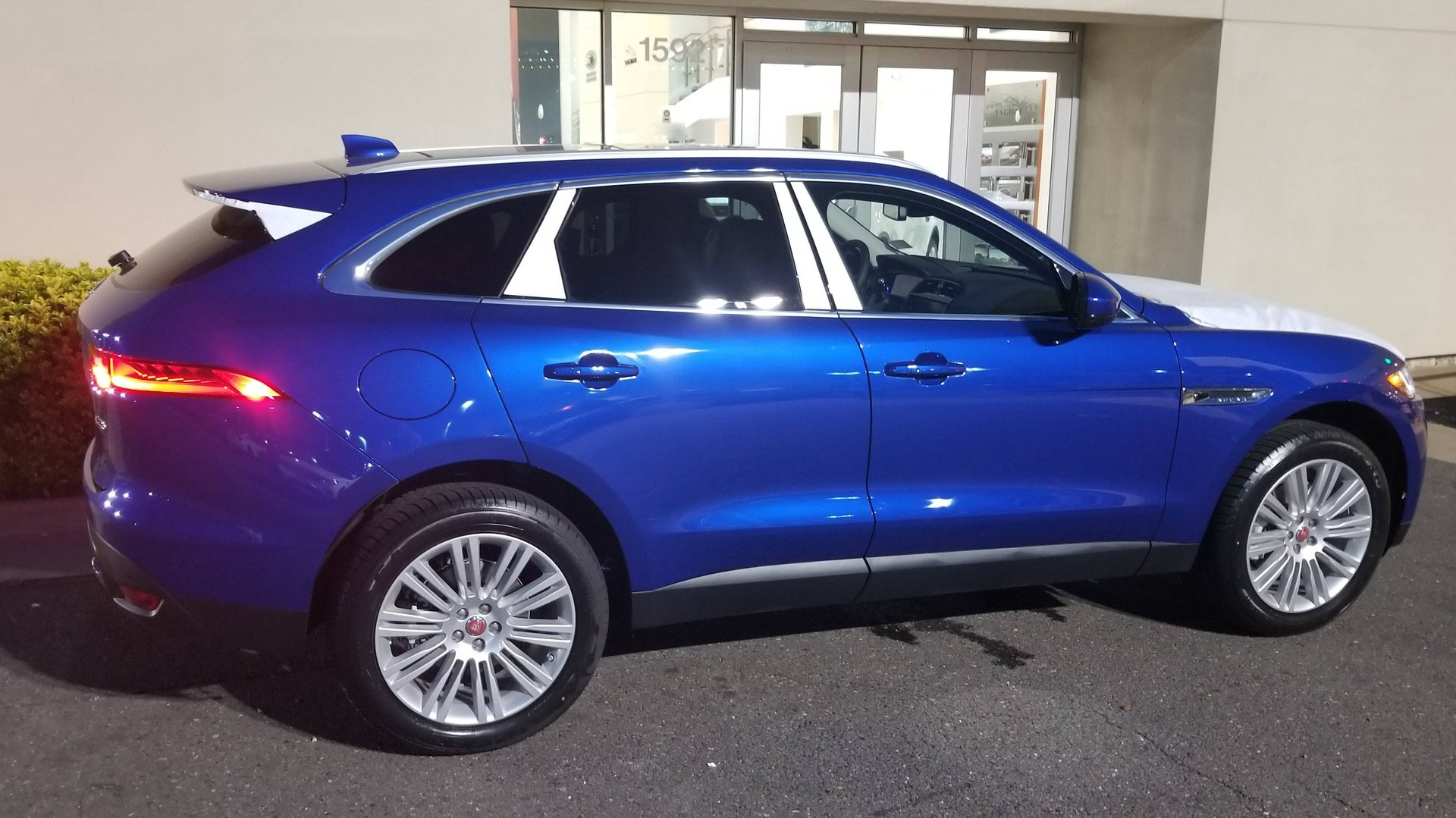 Help pick how to mod my F-Pace | Jaguar F-Pace Forum